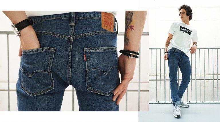 Comment porter le 501 skinny jeans de Levis - pour elle et pour lui