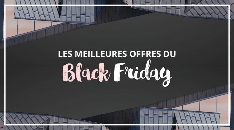Black Friday & Cyber Week-end: les offres à ne pas louper