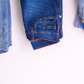Comment faire un total look jean ?