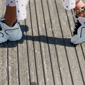 Comment porter des chaussures à grosses semelles ?