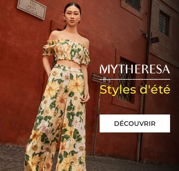 Mytheresa May 2021 Double SRB