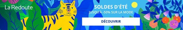 La Redoute FR - July promo - Floor banner