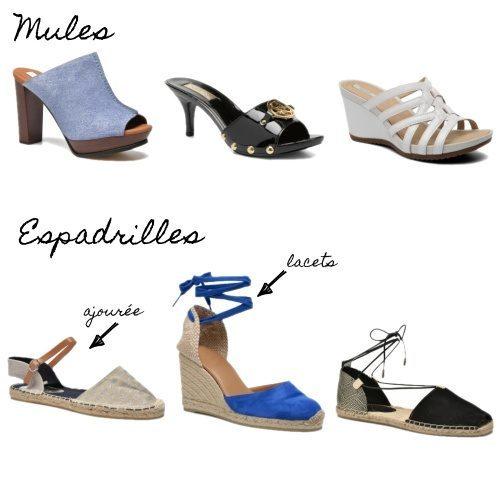 6c65eb16f415 Tendance chaussures, les 5 paires à avoir dans sa garde-robe cet été 2016