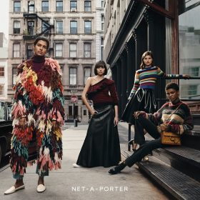 On craque pour NET-A-PORTER et ses vêtements de luxe