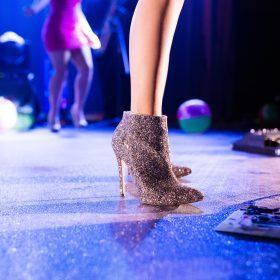 Des chaussures de soirée