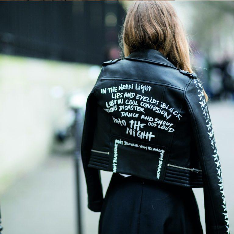 Pourquoi on a toutes besoin d'une veste en cuir?