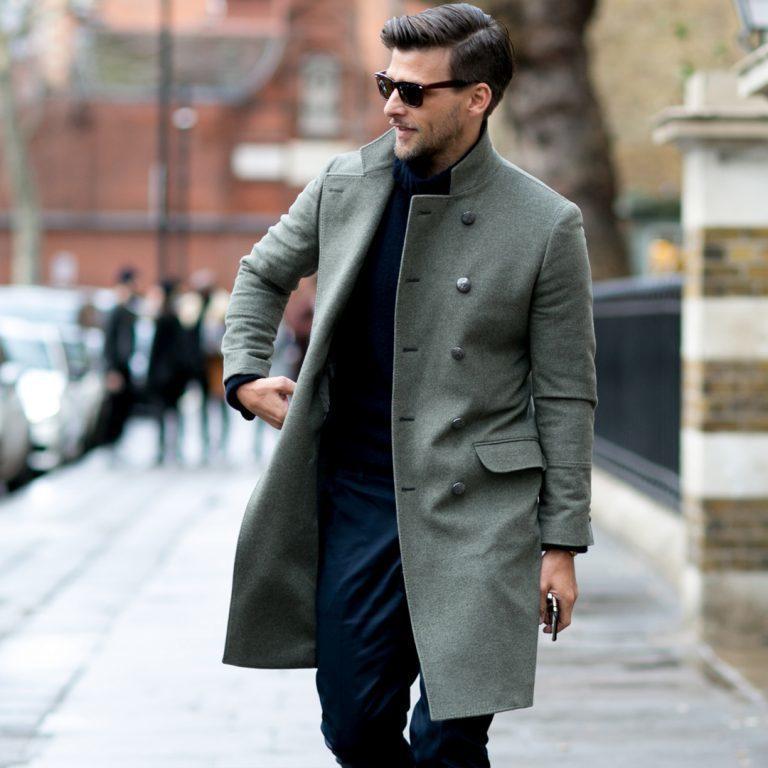 Les tendances manteau homme de cet hiver