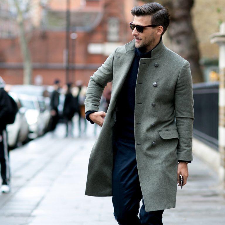 Mode homme: quel manteau choisir cet hiver