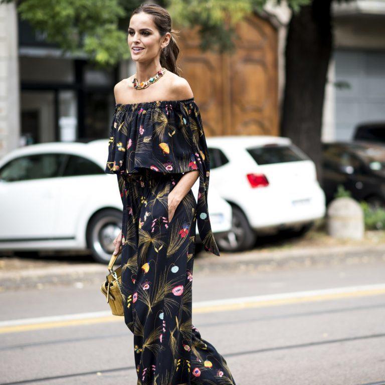 Mode femme: les volants