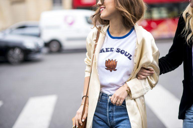 Les 20 plus beaux t-shirts femmes pour l'été 2017