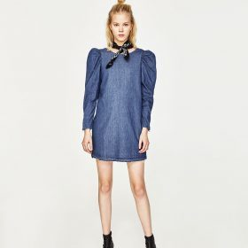 Robes en jean