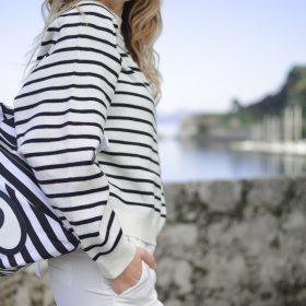 Mode femme: comment porter la tendance marinière cet été