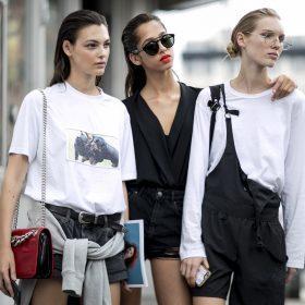 3 façons de porter le short