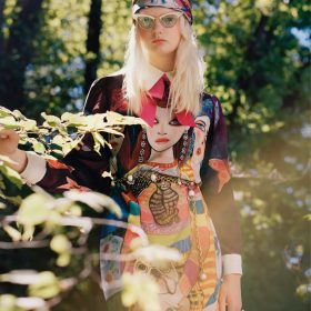 Gucci collabore avec Unskilled Worker sur une collaboration exclusive