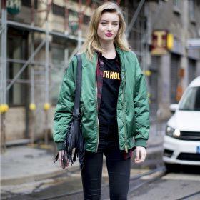 Les vestes oversized pour femme