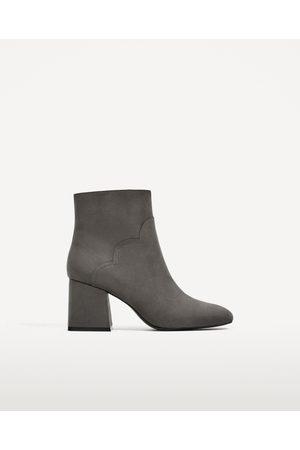 Bottes femme officiel Zara - comparez et achetez b2d8daaf3a31