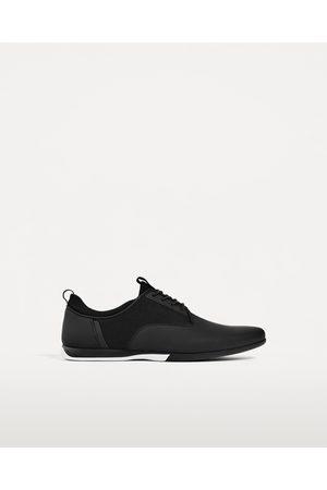 Homme Chaussures - Zara CHAUSSURES DE SPORT NOIRES