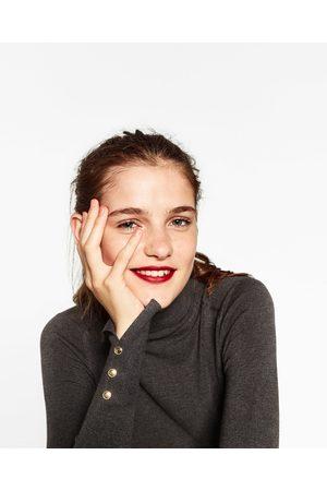 Femme Cols roulés - Zara PULL À COL ROULÉ - Disponible en d'autres coloris