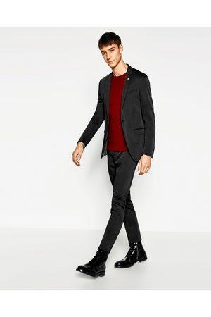 Homme Pantalons - Zara PANTALON DE COSTUME INFROISSABLE