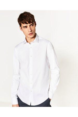 photos officielles 40498 f477c Chemises homme robe-chemise col Zara - comparez et achetez