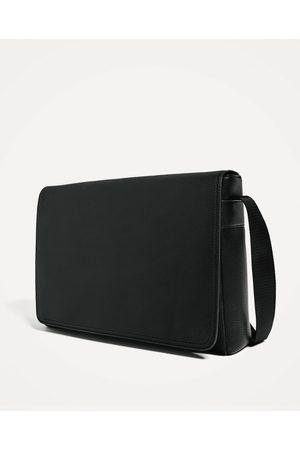 Homme Sacs bandoulière - Zara SAC BANDOULIÈRE DE VILLE - Disponible en d'autres coloris