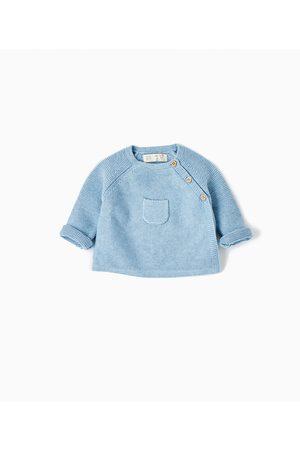 Pulls en maille - Zara PULL BASIQUE EN MAILLE - Disponible en d'autres coloris
