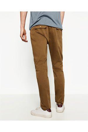 Zara Comparez Homme Et Achetez Pantalonsamp; Jeans Chino deWCxBor