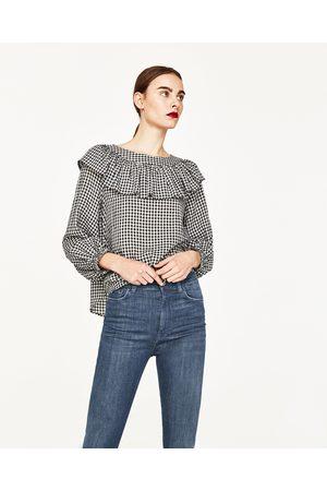 acheter taille haute jeans pour femme zara en ligne comparer acheter. Black Bedroom Furniture Sets. Home Design Ideas