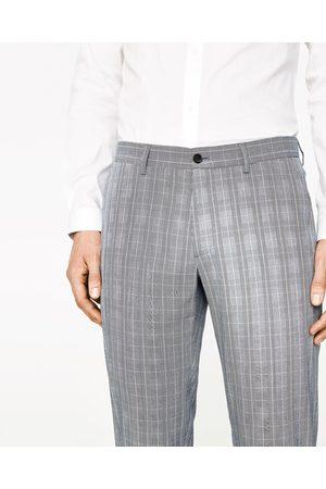 de Pantalones traje cuadros traje Pantalones a de hxtsQrCd