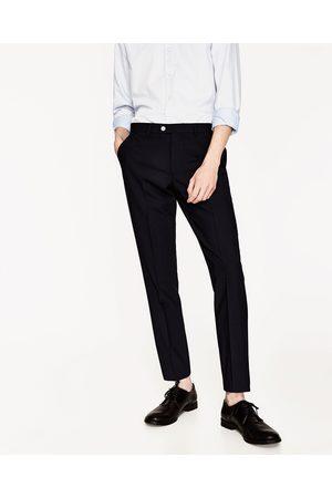 Homme Pantalons classiques - Zara PANTALON DE COSTUME CLASSIQUE