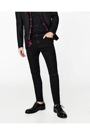 Homme Slim - Zara JEAN MOTARD SLIM