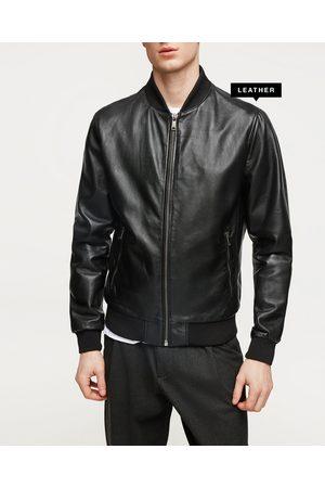 Zara Zara En Vestes Soldes Cuir Achetez Comparez Comparez Blouson Et Homme OTxaqxwB4
