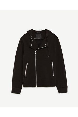 Homme Vestes en cuir - Zara BLOUSON DE MOTARD