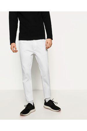 Homme Pantalons Slim & Skinny - Zara PANTALON 5 POCHES SKINNY - Disponible en d'autres coloris