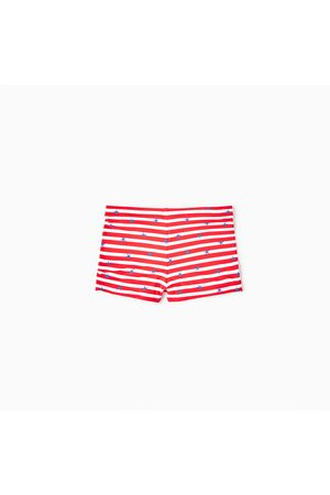 Boxers - Zara STRIPED BOXERS WITH STARFISH - Disponible en d'autres coloris