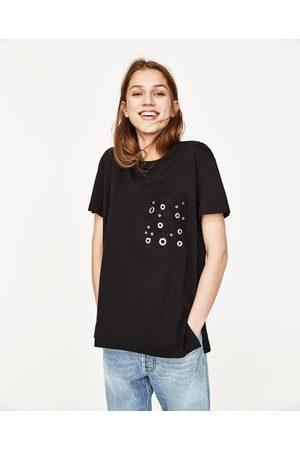 Tops \u0026 t-shirts femme tous Zara - comparez