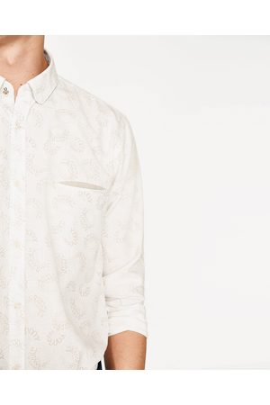 chemises homme fleurs zara comparez et achetez. Black Bedroom Furniture Sets. Home Design Ideas