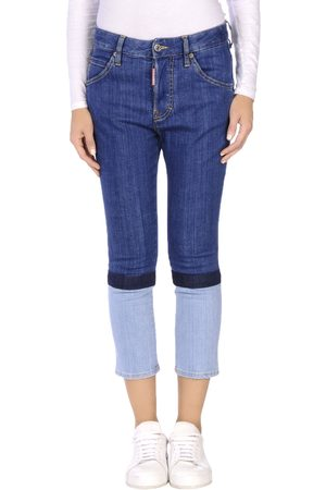 Femme Pantacourts - Dsquared2 DENIM - Pantacourts en jean