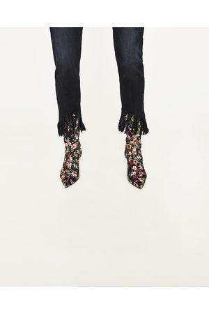 Femme Pantalons - Zara PANTALON PREMIUM COLLECTION BOYDRIEND