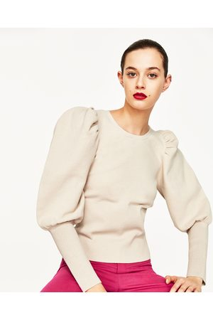 Femme Pulls - Zara PULL À MANCHES AMPLES