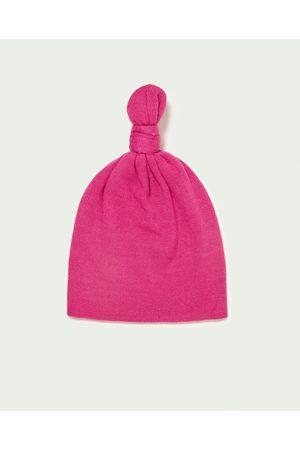 Femme Bonnets - Zara BONNET À NŒUD EXTRA SOFT - Disponible en d'autres coloris