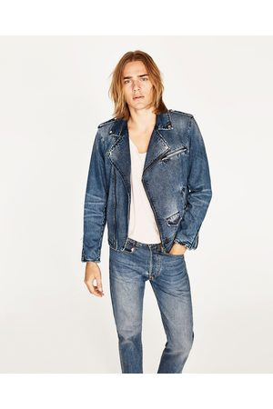 Zara Zara Cuir En Ligne Comparer Vestes Acheter Homme q6IwAAE