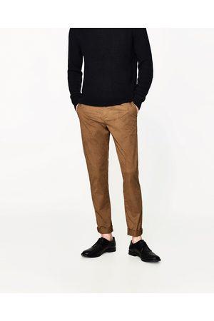 Homme Zara Zara Pantalon Pantalon Imprime e29bDYWEHI