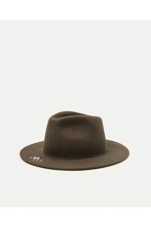 150358027db4c Acheter Chapeaux homme Zara en Ligne | FASHIOLA.fr | Comparer & acheter