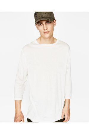 dc1c0d266193f Sans Achetez Top Homme Zara Comparez Manches Vêtements Et m0n8vwN