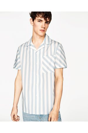 Homme Chemises - Zara CHEMISE À RAYURES