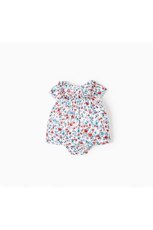 Robes imprimées - Zara ROBE À FLEURS