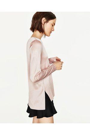 Femme Pulls - Zara PULL À MANCHES LONGUES - Disponible en d'autres coloris