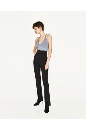 Femme Bustiers - Zara BUSTIER DOUBLE EN JACQUARD - Disponible en d'autres coloris