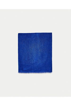Homme Écharpes & Foulards - Zara FOULARD UNI - Disponible en d'autres coloris